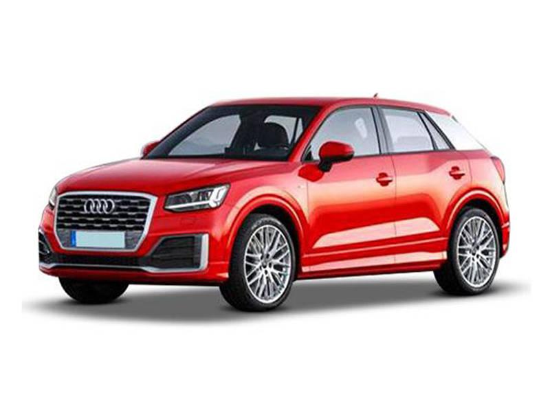 Audi Q2 2019 Exterior Cover