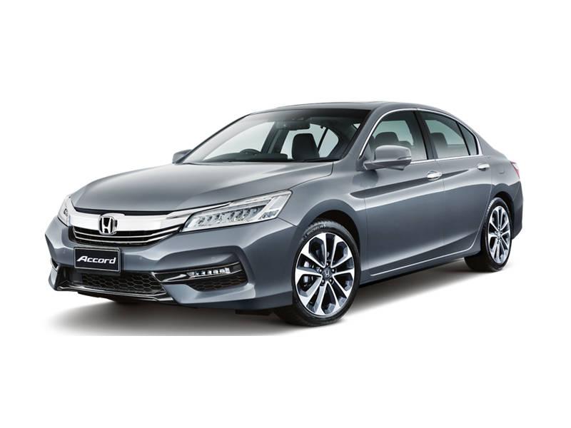 Honda Accord VTi 2.4 User Review