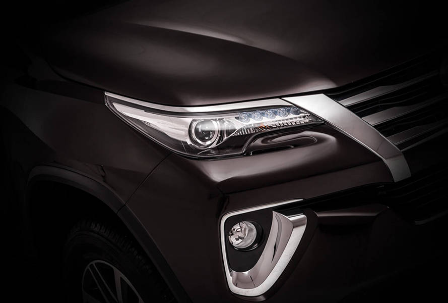 Toyota Fortuner 2020 Exterior Bi-Beam LED projection