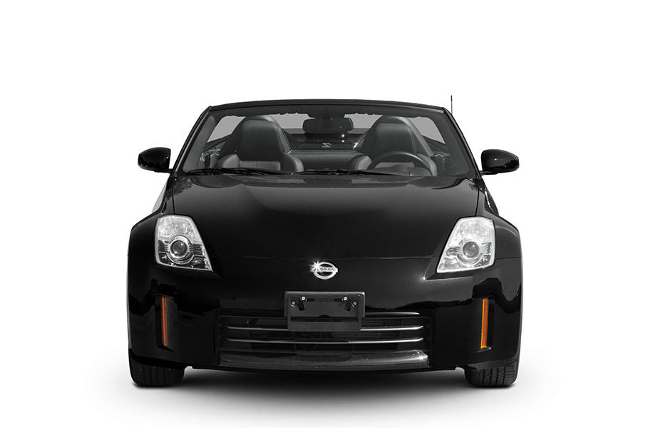 Nissan 350Z 2009 Exterior Front View