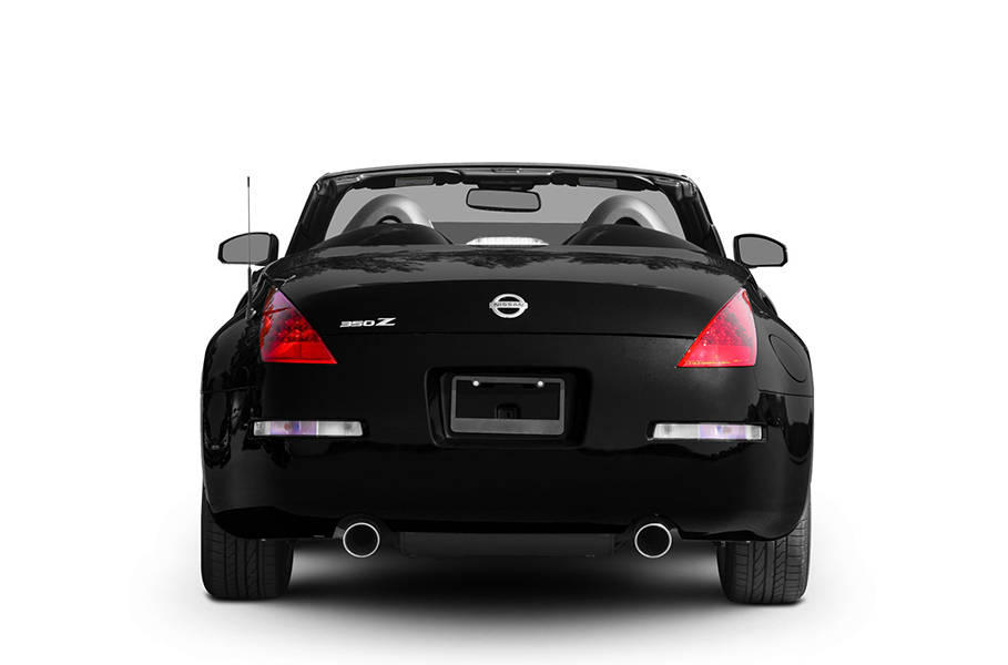 Nissan 350Z 2009 Exterior Rear View
