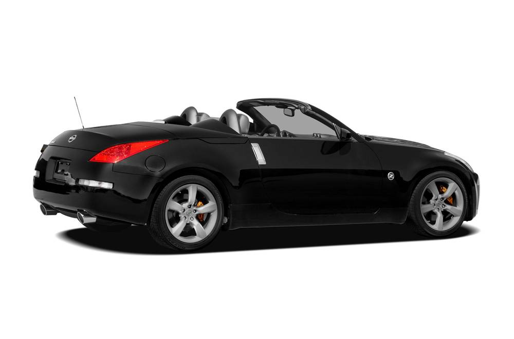 Nissan 350Z 2009 Exterior Side View