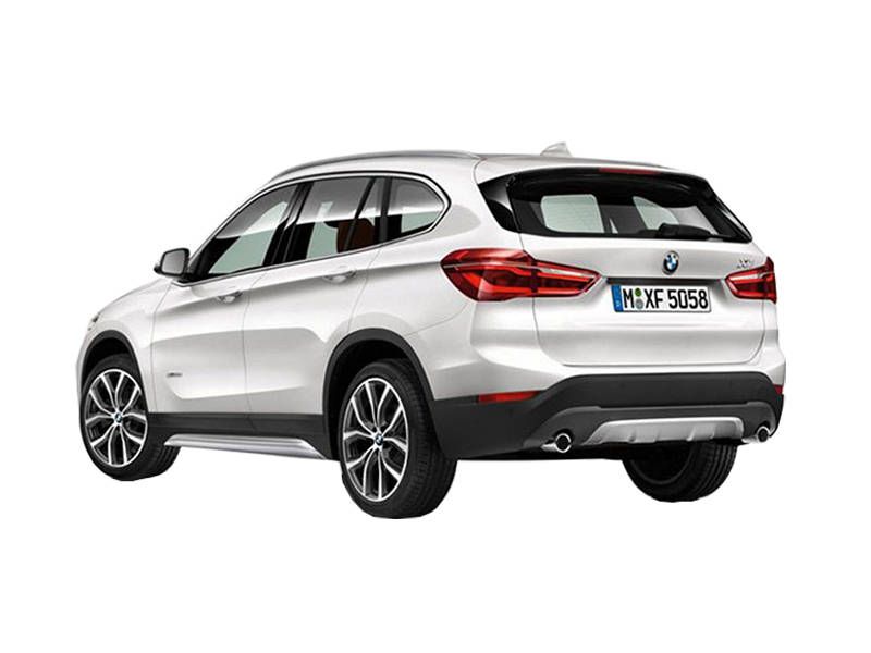 BMW X1 2019 Exterior Rear view