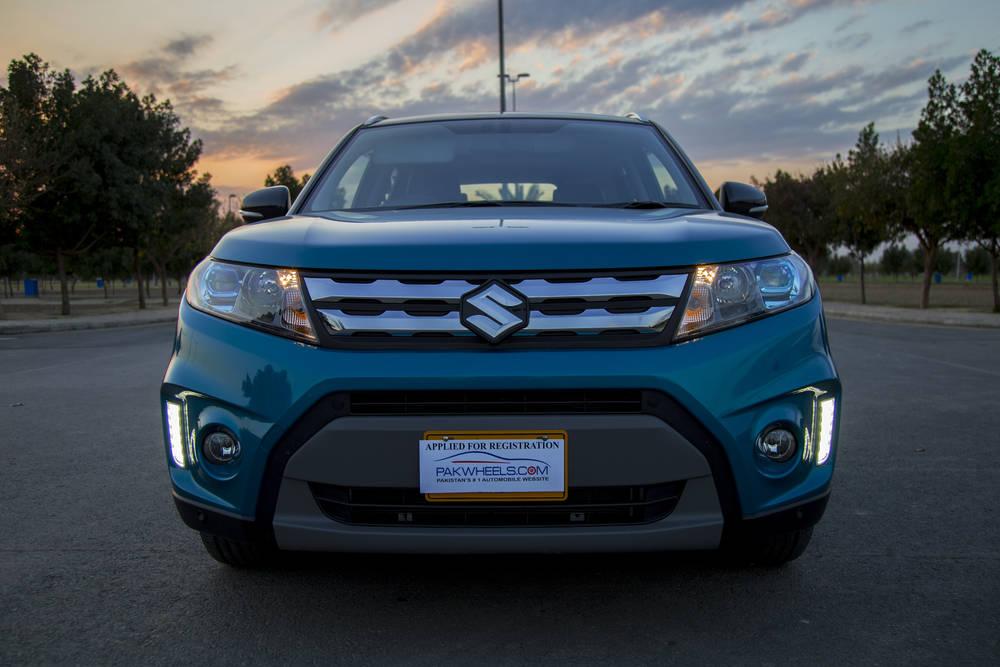 Suzuki Vitara 2020 Exterior