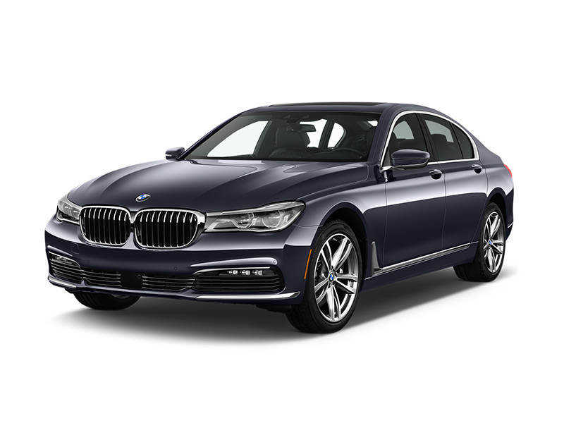 BMW 7 Series 2018 Cover