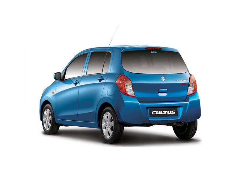 Suzuki Cultus 2020 Exterior Rear view