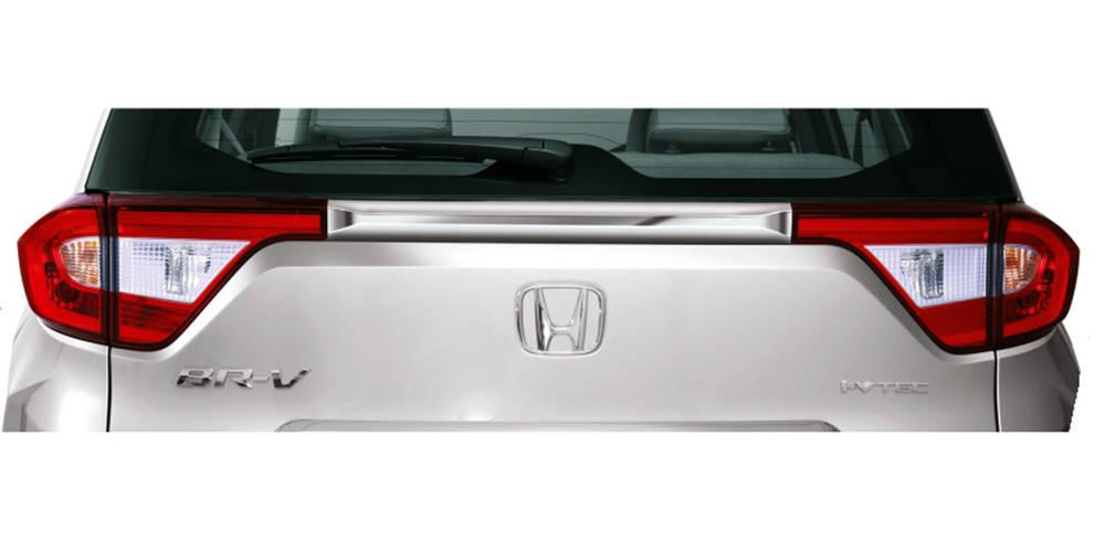 Honda BR-V 2019 Exterior Rear View