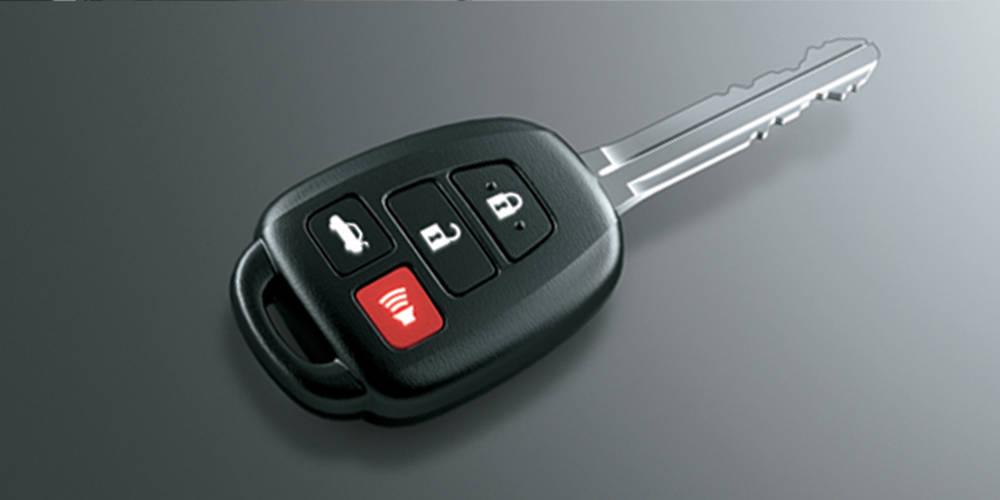 Toyota Corolla 2020 Exterior 1.6 Altis Key
