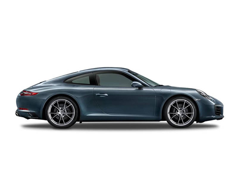 Porsche 911 2018 Exterior Side View
