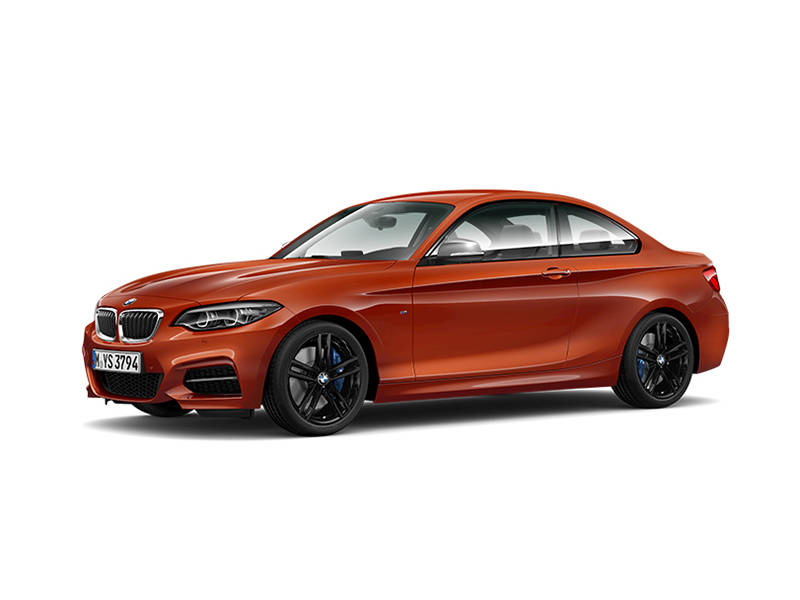 BMW 2 Series   Cover