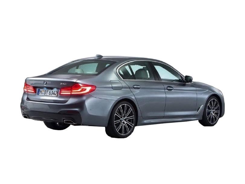 BMW 5 Series 2019 Exterior