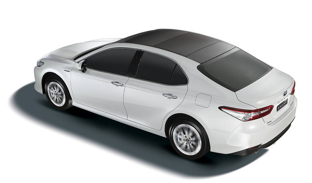 Toyota Camry 2018 Exterior
