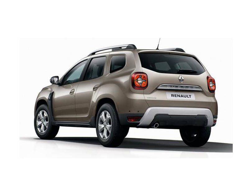 Renault Duster  Exterior