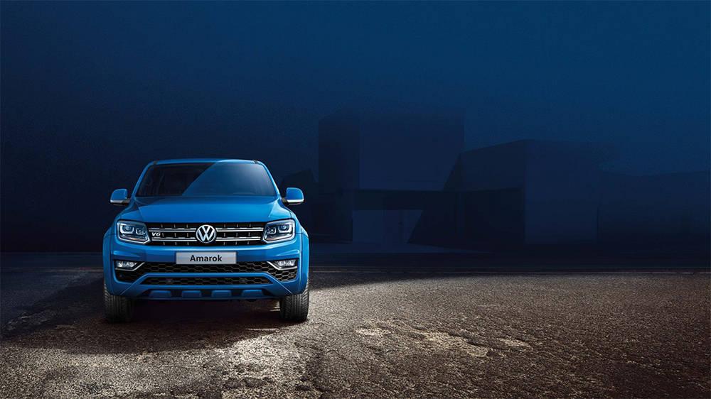 Volkswagen Amarok  Exterior