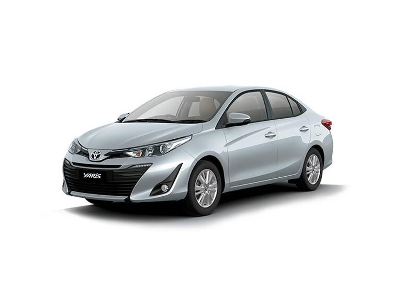 Toyota Yaris 2020 Exterior