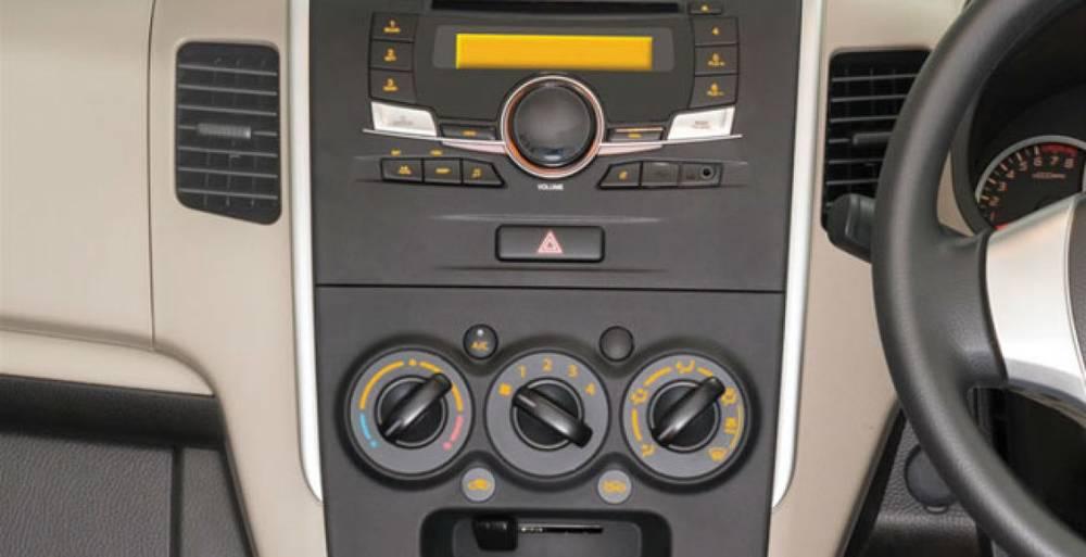Suzuki Wagon R 2020 Interior