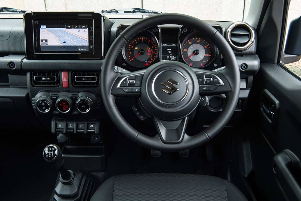 Suzuki Jimny 2020 Interior