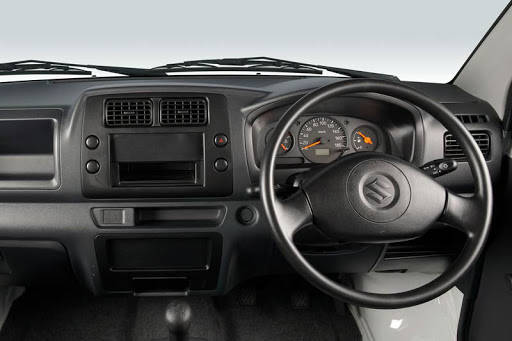 Suzuki Mega Carry Xtra 2020 Interior Dashboard