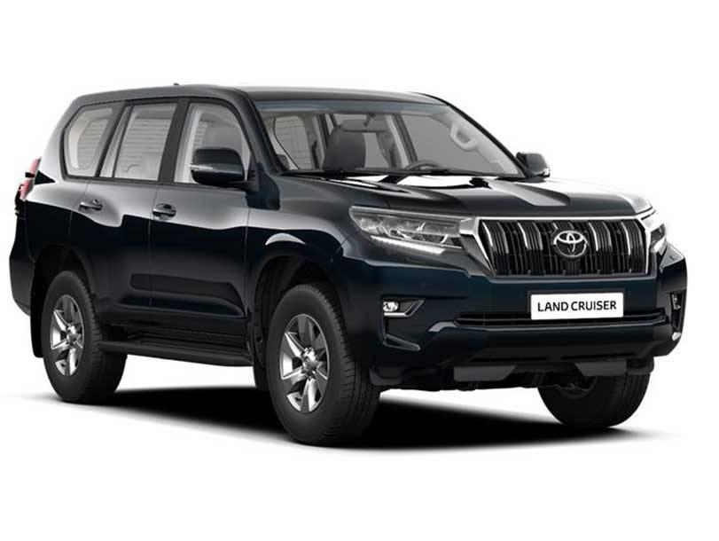 Toyota Prado VX 3.0 User Review