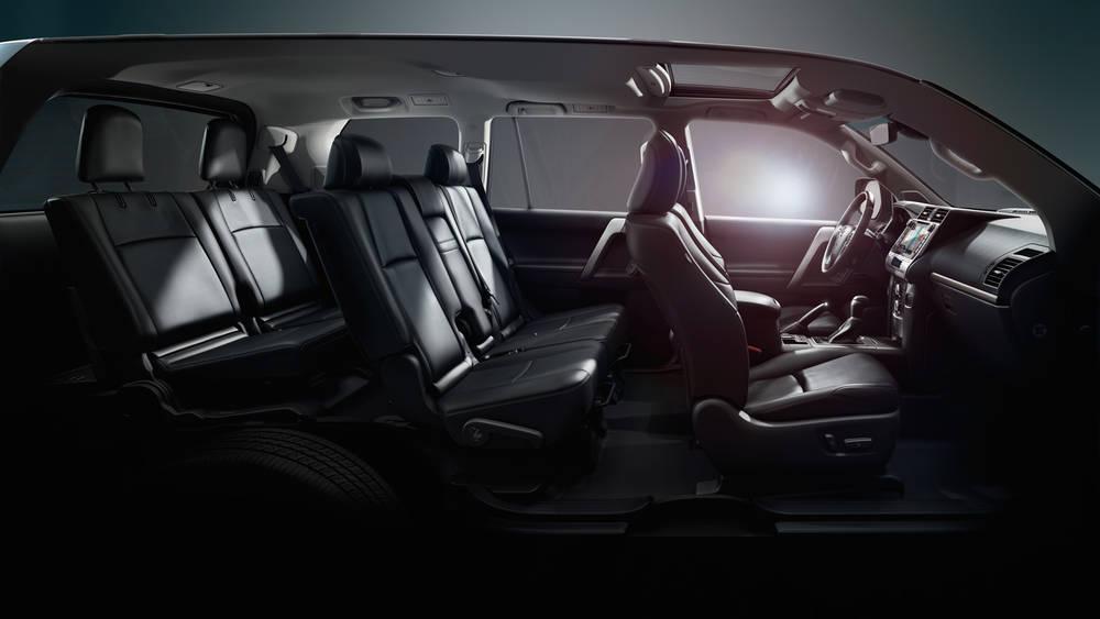 Toyota Prado 2020 Exterior