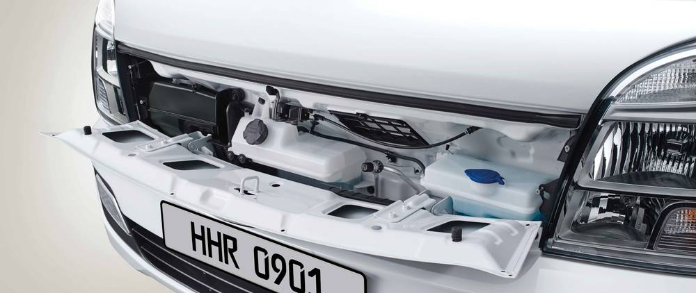 Hyundai H-100 2020 Exterior