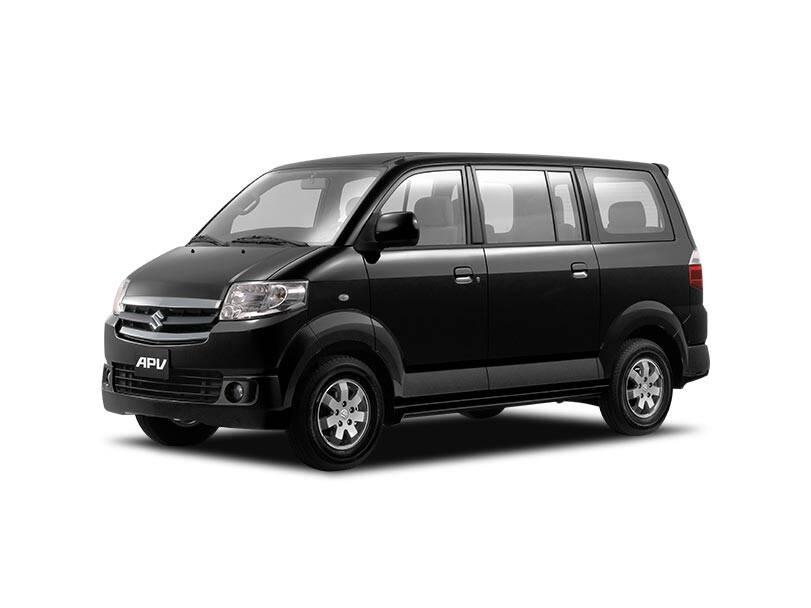 Suzuki APV 1st Generation Pakistan