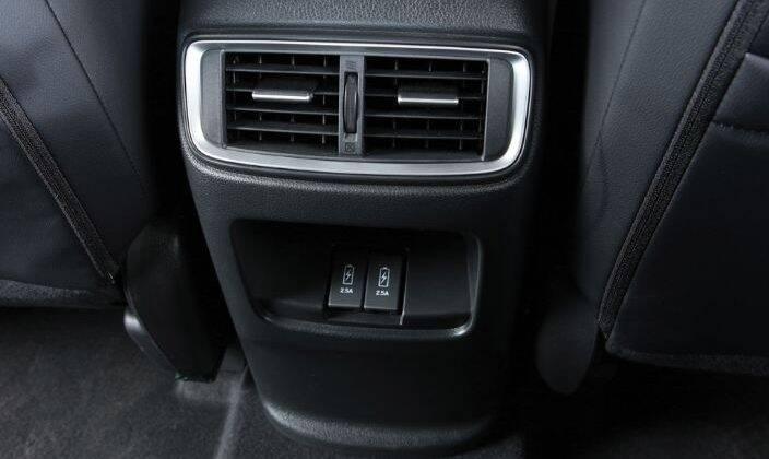 Honda CR-V Exterior