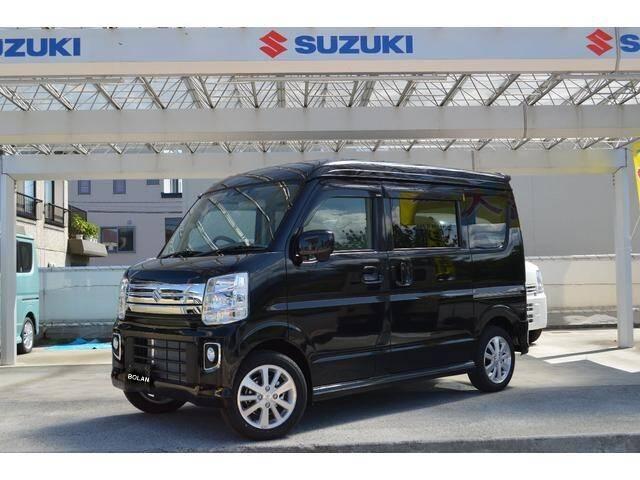 Suzuki Bolan Exterior
