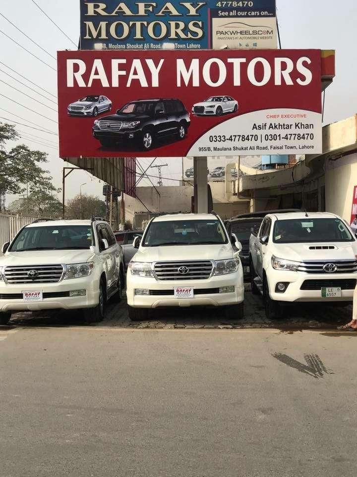 Rafay Motor