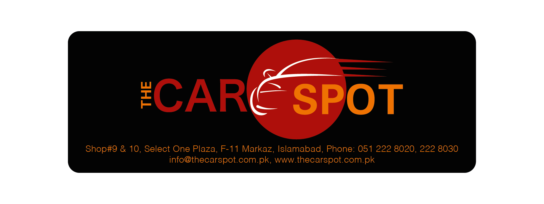 The Car Spot