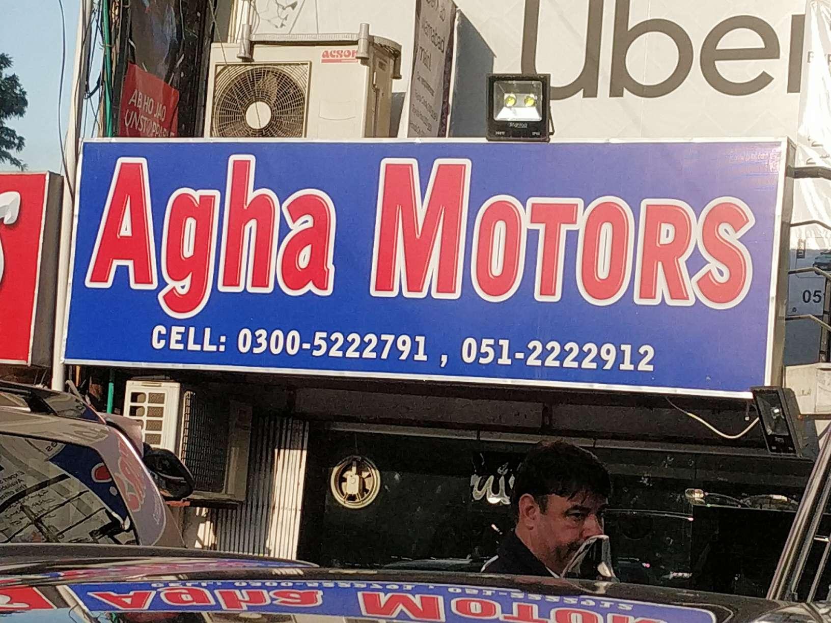 Agha Motors