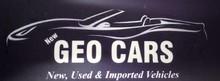 New Geo Cars