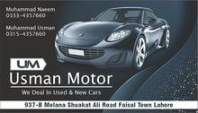 Usman Motors
